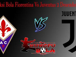 Prediksi Bola Fiorentina Vs Juventus 2 Desember 2018