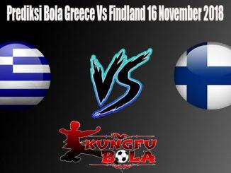 Prediksi Bola Greece Vs Findland 16 November 2018