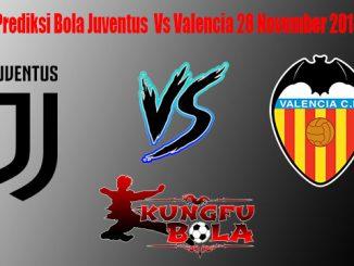 Prediksi Bola Juventus Vs Valencia 28 November 2018
