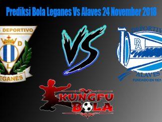 Prediksi Bola Leganes Vs Alaves 24 November 2018