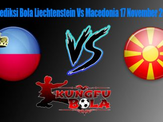 Prediksi Bola Liechtenstein Vs Macedonia 17 November 2018