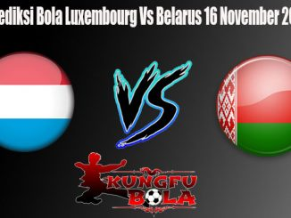 Prediksi Bola Luxembourg Vs Belarus 16 November 2018