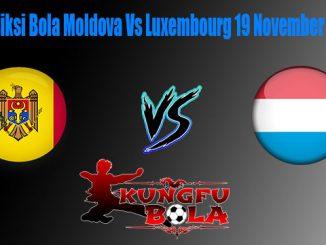 Prediksi Bola Moldova Vs Luxembourg 19 November 2018