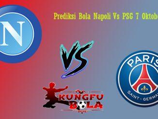 Prediksi Bola Napoli Vs PSG 7 Oktober 2018