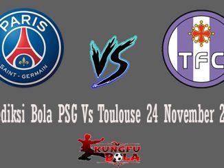 Prediksi Bola PSG Vs Toulouse 24 November 2018