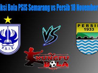Prediksi Bola PSIS Semarang vs Persib 18 November 2018