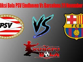 Prediksi Bola PSV Eindhoven Vs Barcelona 29 November 2018