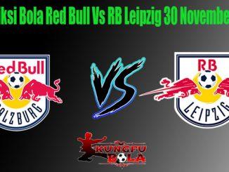 Prediksi Bola Red Bull Vs RB Leipzig 30 November 2018