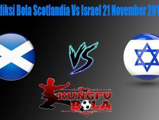Prediksi Bola Scotlandia Vs Israel 21 November 2018
