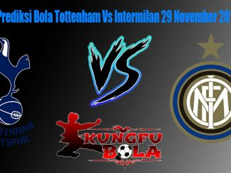 Prediksi Bola Tottenham Vs Inter milan 29 November 2018