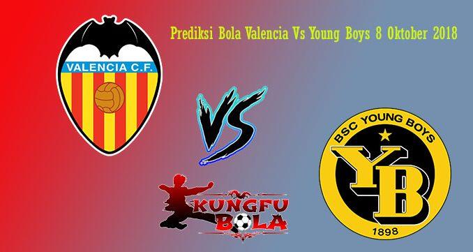 Prediksi Bola Valencia Vs Young Boys 8 Oktober 2018