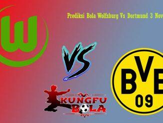 Prediksi Bola Wolfsburg Vs Dortmund 3 november 2018