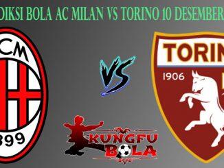 Prediksi Bola AC Milan Vs Torino 10 Desember 2018