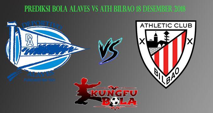 Prediksi Bola Alaves Vs Ath Bilbao 18 Desember 2018
