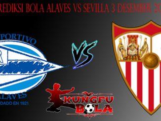 Prediksi Bola Alaves Vs Sevilla 3 Desember 2018