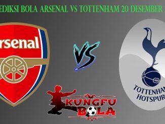 Prediksi Bola Arsenal Vs Tottenham 20 Desember 2018