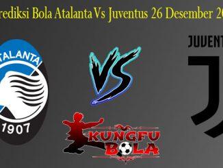 Prediksi Bola Atalanta Vs Juventus 26 Desember 2018