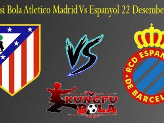 Prediksi Bola Atletico Madrid Vs Espanyol 22 Desember 2018