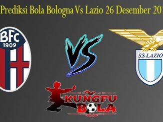 Prediksi Bola Bologna Vs Lazio 26 Desember 2018