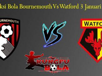 Prediksi Bola Bournemouth Vs Watford 3 Januari 2019