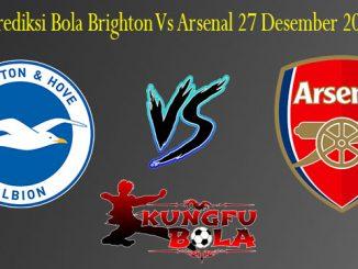 Prediksi Bola Brighton Vs Arsenal 27 Desember 2018