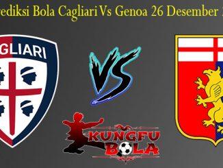 Prediksi Bola Cagliari Vs Genoa 26 Desember 2018