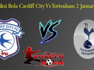 Prediksi Bola Cardiff City Vs Tottenham 2 Januari 2019