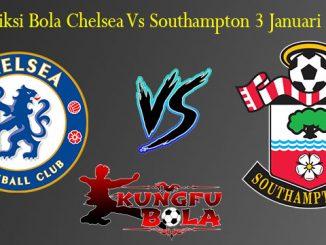 Prediksi Bola Chelsea Vs Southampton 3 Januari 2019