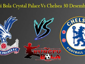 Prediksi Bola Crystal Palace Vs Chelsea 30 Desember 2018