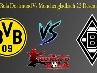 Prediksi Bola Dortmund Vs Monchengladbach 22 Desember 2018
