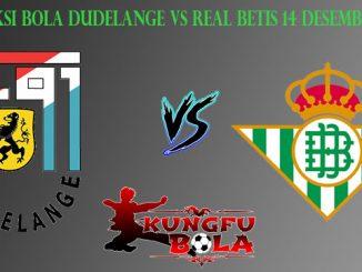 Prediksi Bola Dudelange Vs Real Betis 14 Desember 2018