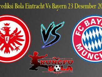 Prediksi Bola Eintracht Vs Bayern 23 Desember 2018