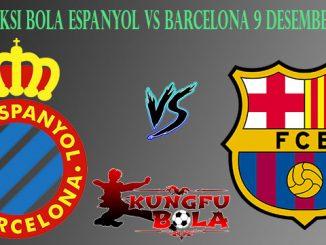 Prediksi Bola Espanyol Vs Barcelona 9 Desember 2018