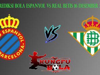 Prediksi Bola Espanyol Vs Real Betis 16 Desember 2018