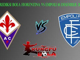 Prediksi Bola Fiorentina Vs Empoli 16 Desember 2018