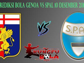 Prediksi Bola Genoa Vs SPAL 10 Desember 2018