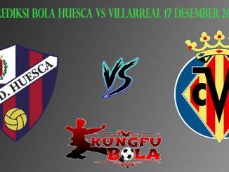 Prediksi Bola Huesca Vs Villarreal 17 Desember 2018