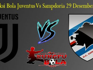 Prediksi Bola Juventus Vs Sampdoria 29 Desember 2018