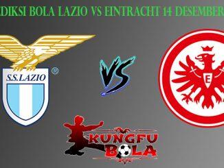 Prediksi Bola Lazio Vs Eintracht 14 Desember 2018