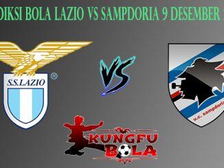 Prediksi Bola Lazio Vs Sampdoria 9 Desember 2018