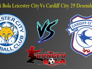 Prediksi Bola Leicester City Vs Cardiff City 29 Desember 2018