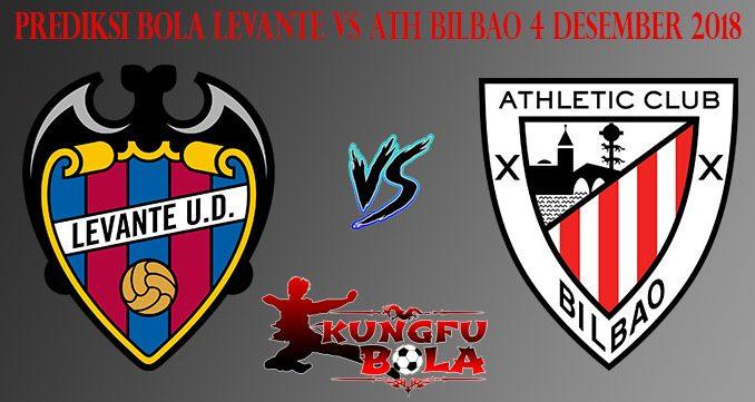 Prediksi Bola Levante Vs Ath Bilbao 4 Desember 2018