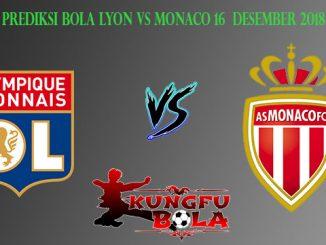 Prediksi Bola Lyon Vs Monaco 16 Desember 2018