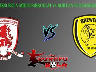 Prediksi Bola Middlesbrough Vs Burton 19 Desember 2018