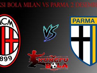 Prediksi Bola Milan Vs Parma 2 Desember 2018