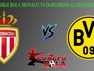 Prediksi Bola Monaco Vs Dortmund 12 Desember 2018