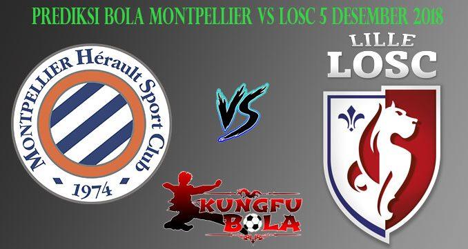 Prediksi Bola Montpellier Vs LOSC 5 Desember 2018