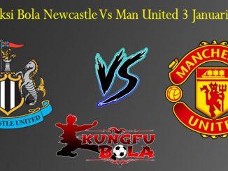 Prediksi Bola Newcastle Vs Man United 3 Januari 2019