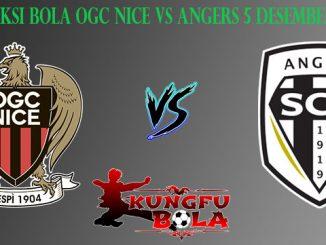 Prediksi Bola OGC Nice Vs Angers 5 Desember 2018