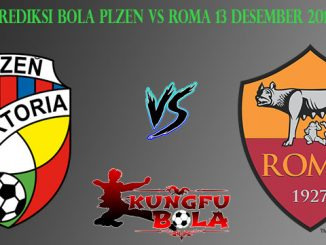 Prediksi Bola Plzen Vs Roma 13 Desember 2018